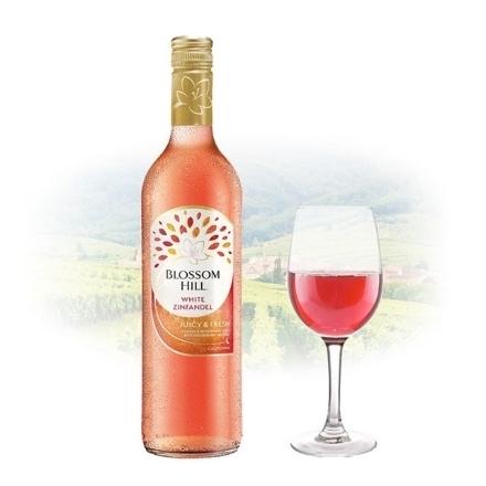 图片 Blossom Hill White Zinfandel Californian Pink Wine 750 ml, BLOSSOMZINFANDEL