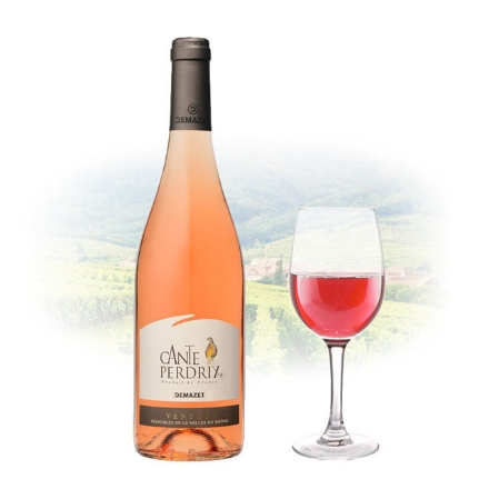 Picture of Canteperdrix Rose Ventoux French Pink Wine 750 ml, CANTEPERDRIXROSE