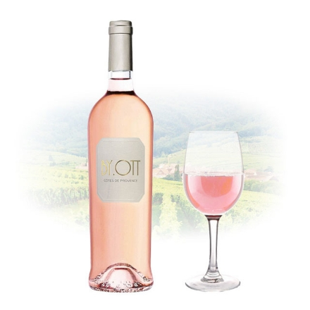 Picture of BY.OTT Rose Côtes de Provence French Pink Wine 750 ml, BY.OTTROSE