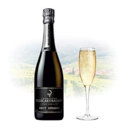 图片 Billecart-Salmon Brut Reserve Champagne 750 ml, BILLECARTRESERVE