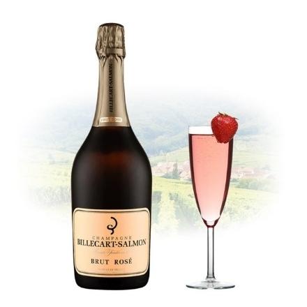 图片 Billecart-Salmon Brut Rose Champagne 750 ml, BILLECARTROSE
