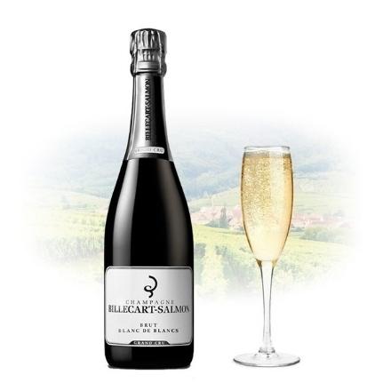 图片 Billecart-Salmon Brut Grand Cru Blanc De Blancs Champagne 750 ml, BILLECARTBLANC