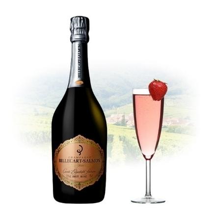 图片 Billecart-Salmon Brut Rose Cuvée Elisabeth Champagne 750 ml, BILLECARTELISABETH
