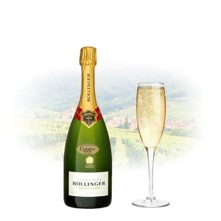 Picture of Bollinger Special Cuvée Brut Champagne 375ml (Half Bottle), BOLLINGERSPECIAL