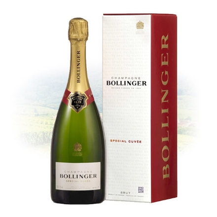 Picture of Bollinger Special Cuvée Brut Champagne 750 ml, BOLLINGERSPECIAL750