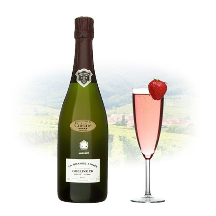 Picture of Bollinger La Grande Année Brut Rose Champagne 750 ml, BOLLINGERANNEEROSE