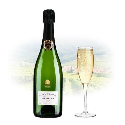 Picture of Bollinger La Grande Année Brut Champagne 1.5L Magnum, BOLLINGERGRANDE1.5L