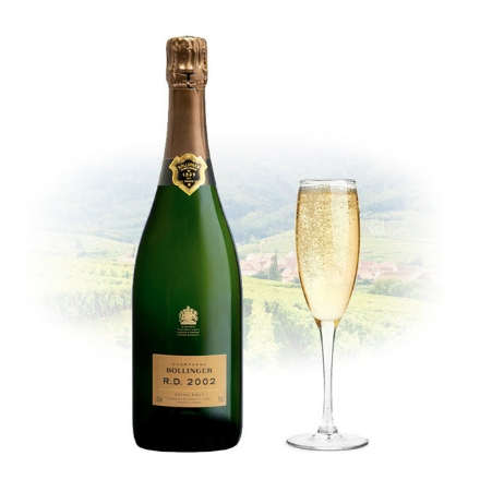 Picture of Bollinger R.D. Recently Disgorged Champagne 750 ml, BOLLINGERDISGORGED