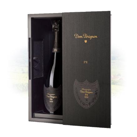 Picture of Dom Perignon P2 Vintage 2000 Champagne 750 ml, DOMPERIGNON2000