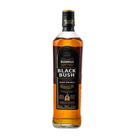 Picture of Bushmills Black Bush Single Malt Irish Whiskey 700 ml, BUSHMILLSBLACK