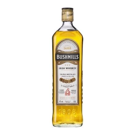Picture of Bushmills Original Single Malt Irish Whiskey 1L, BUSHMILLSORIGINAL1L