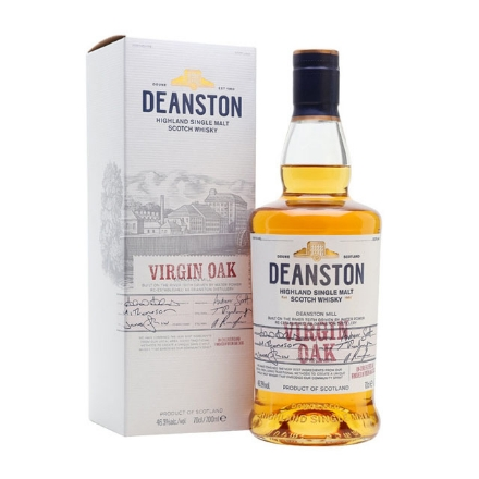 Picture of Deanston Virgin Oak Single Malt Scotch Whisky 700 ml, DEANSTONVIRGIN