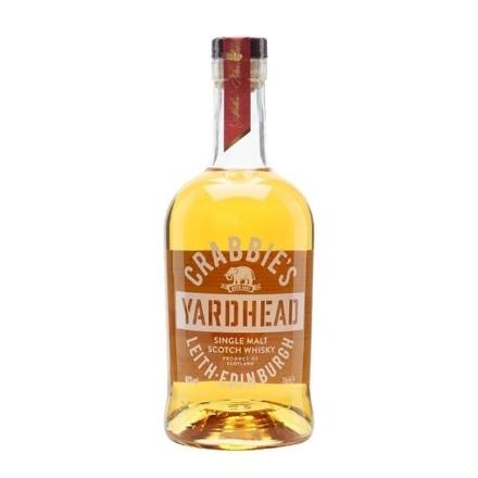 Picture of Crabbie's Yardhead Single Malt Scotch Whisky 700 ml, CRABBIE'SYARDHEAD