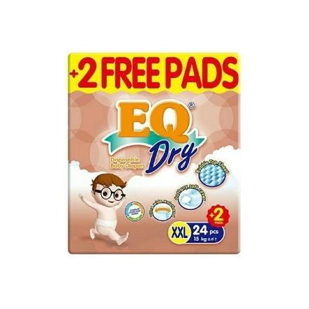 Picture of EQ Diaper Dry XXL 24+2'S, EQ070AY