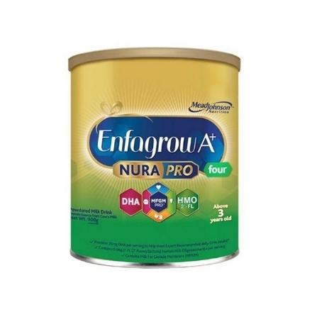 Picture of Enfagrow A+ Four NuraPro Powdered Milk Drink for 3+ Years Old 900g, ENFAGROWNURAPRO900