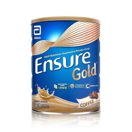 Picture of Ensure Gold HMB Coffee 850g, ENSUREGOLDCOFFEE