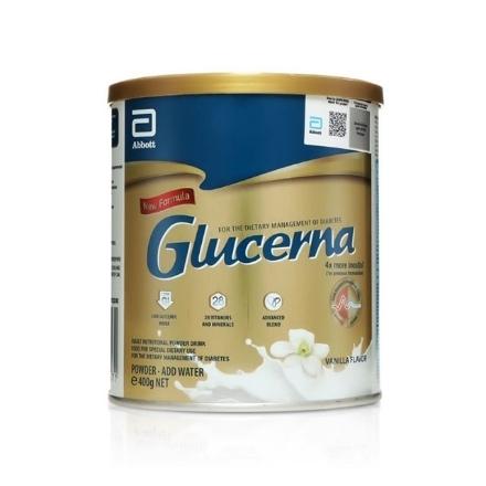 Picture of Glucerna SR Triple Care Vanilla 400g, GLUCERNAVANILLA400