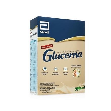 Picture of Glucerna SR Triple Care Wheat 156g, GLUCERNAWHEAT