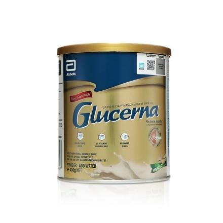 Picture of Glucerna SR Triple Care Wheat 400g, GLUCERNAWHEAT400