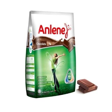 Picture of Anlene MoveMax Milk Powder (Chocolate, Plain, White Coffee) 300g, ANLENECHOCO