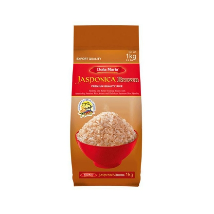 Picture of Doña Maria Jasponica Brown Rice (1 kg, 2 kg, 5kg), DON05