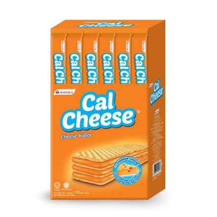 Picture of Cal Cheese Wafer 8.5g 20 packs, CAL35