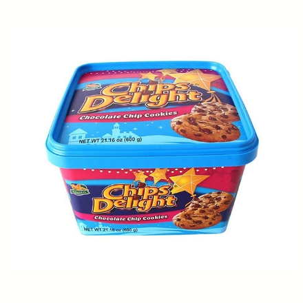 Picture of Chips Delight Chocolate Chip Tub 600g, CHI19