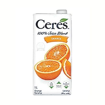 Picture of Ceres Juice Orange Tetra 1L, CER15Y