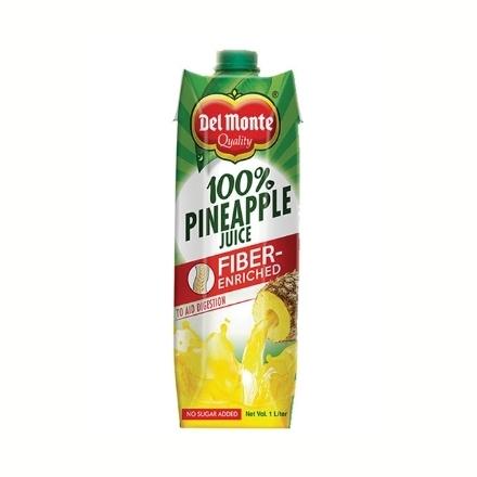 Picture of Del Monte Juice Pineapple with Fiber 1L, DEL154