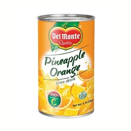 Picture of Del Monte Juice Pineapple Orange 1.36L, DEL39