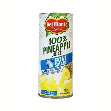 Picture of Del Monte Juice Pineapple Bone Smart 240 ml, DEL94
