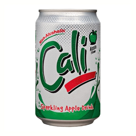 Picture of Cali Ice Apple In Can 330 ml, CAL12