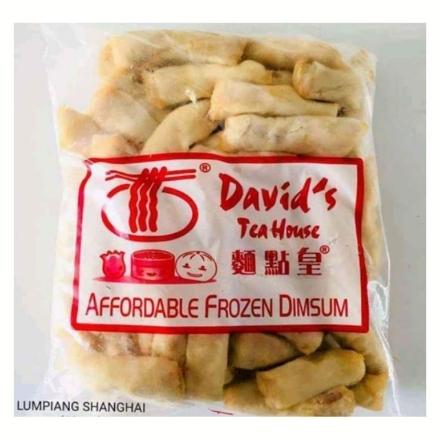 Picture of David's Tea House Frozen Dimsum Lumpiang Shanghai 60 pcs per pack, DTHSHANGHAI