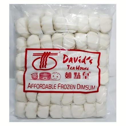 Picture of David's Tea House Frozen Dimsum Mini Asado Siopao 48 pcs per pack, DTHMASADO