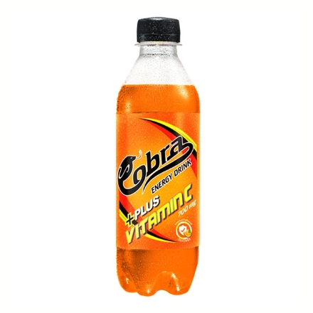 Picture of Cobra Energy Drink Defense Vitamin C 350 ml, COB07