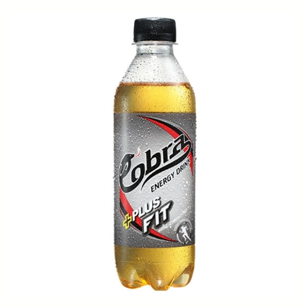 Picture of Cobra Energy Drink Fit 350 ml, COB03