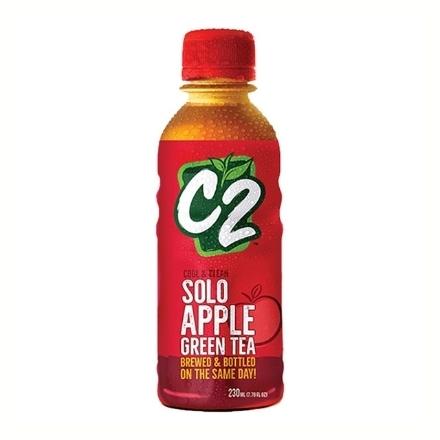 Picture of C2 Cool and Clean Solo 230 ml (Apple, Dalandan, Lemon, Melon), C2C27
