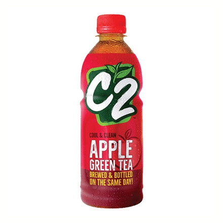 Picture of C2 Cool and Clean (Apple, Lemon, Green Tea) 500 ml, C2C07