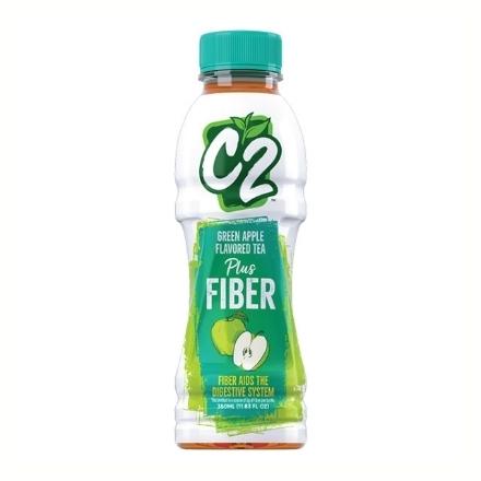 Picture of C2 Plus Fiber Green Apple 350 ml, C2C15