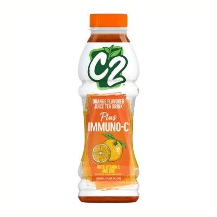 Picture of C2 Plus Immuno-C Orange 350 ml, C2C24
