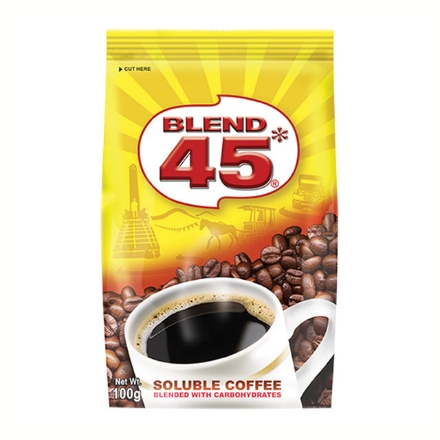 Picture of Blend 45 Instant Coffee 100g, BLE19