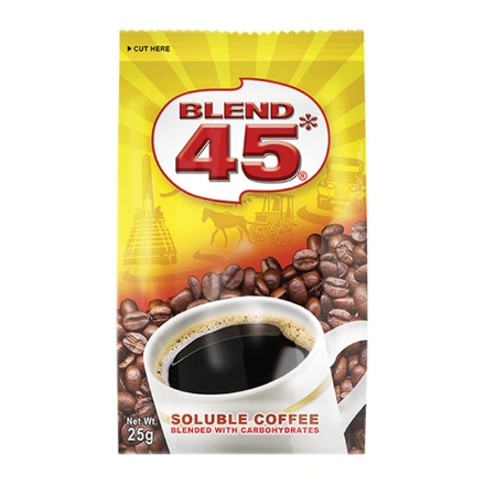 Picture of Blend 45 Instant Coffee 25g, BLE02