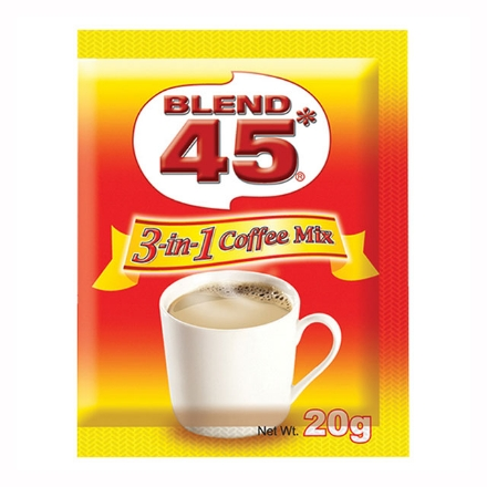 Picture of Blend 45 3-in-1 Original 20g 10 pcs, BLE01