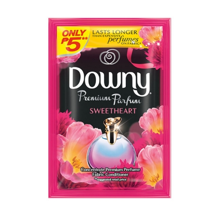 Picture of Downy Fabcon SweetHeart 27ml, DOW69