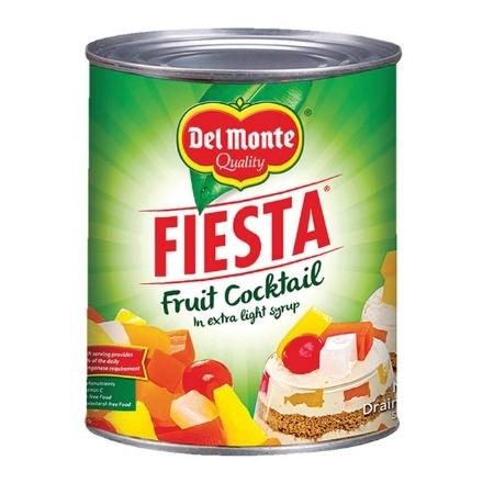 Picture of Delmonte Fiesta Fruit Cocktail (432g, 836g, 3033g), DEL82