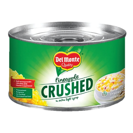 Picture of Del Monte Pineapple Crushed 227g, DEL324