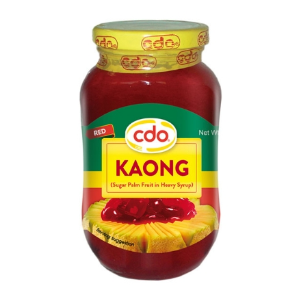 Picture of CDO Kaong Red 340g, CDO40