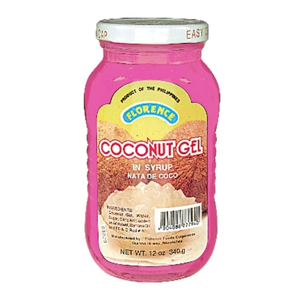 Picture of Florence Nata De Coco Red 12oz, FLO19