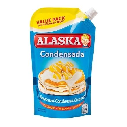 Picture of Alaska Condensada Plain Pouch 560g, ALA49