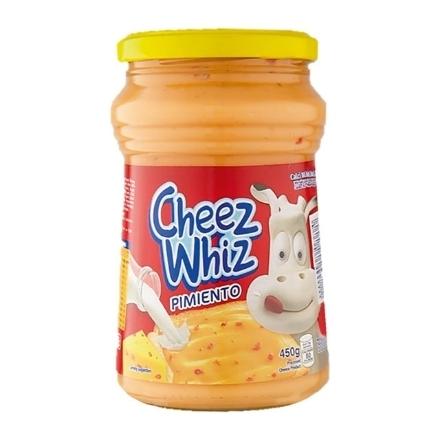 Picture of Cheez Whiz Pimiento 450g, CHE23